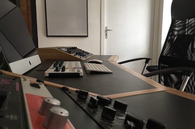 studio 4 opleiding geluidstechniek