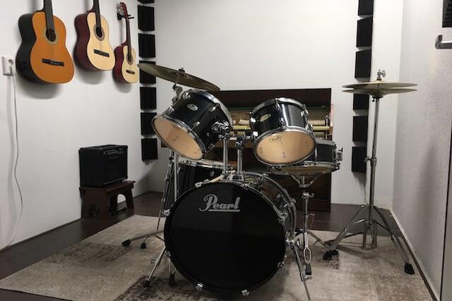 studio 5 opleiding geluidstechniek